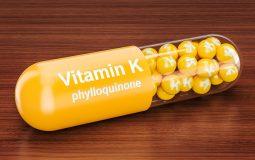 Vitamina K: Para que serve?