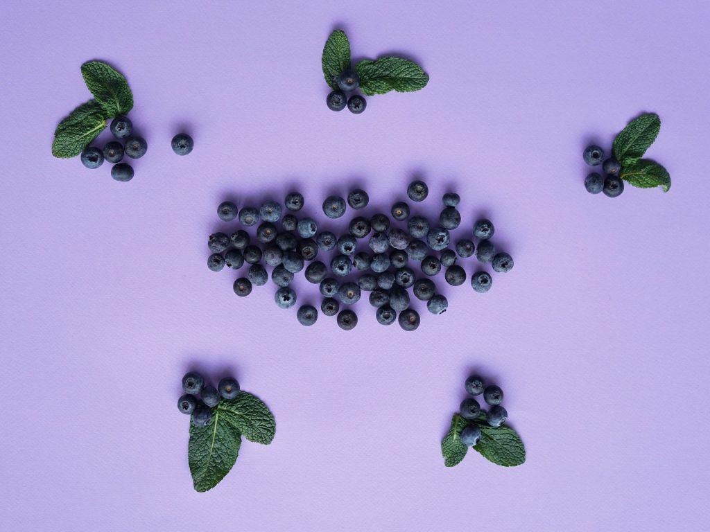 frutas ricas em ferro